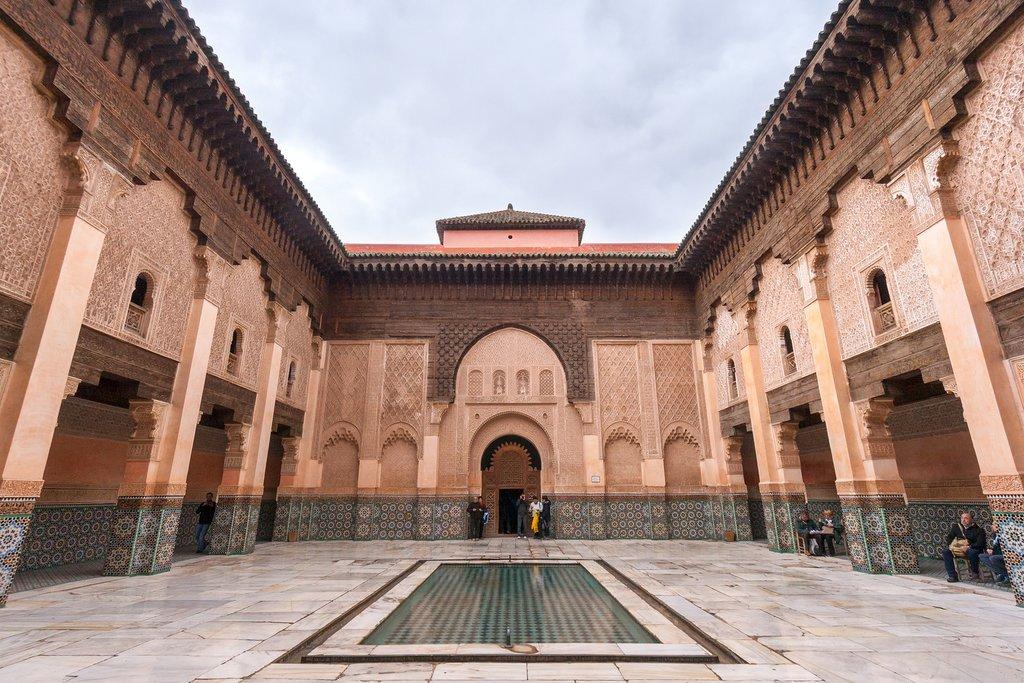 Ali Ben Youssef Madrassa, Marrakech
