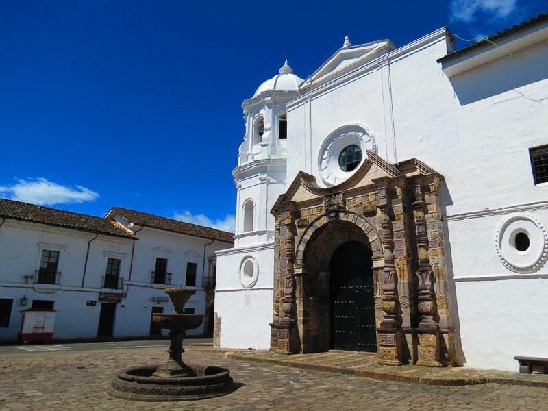The White City, Popayán