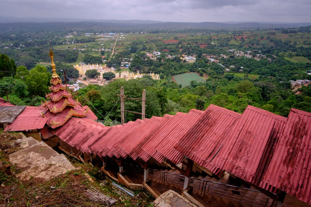 Pindaya Caves Myanmar