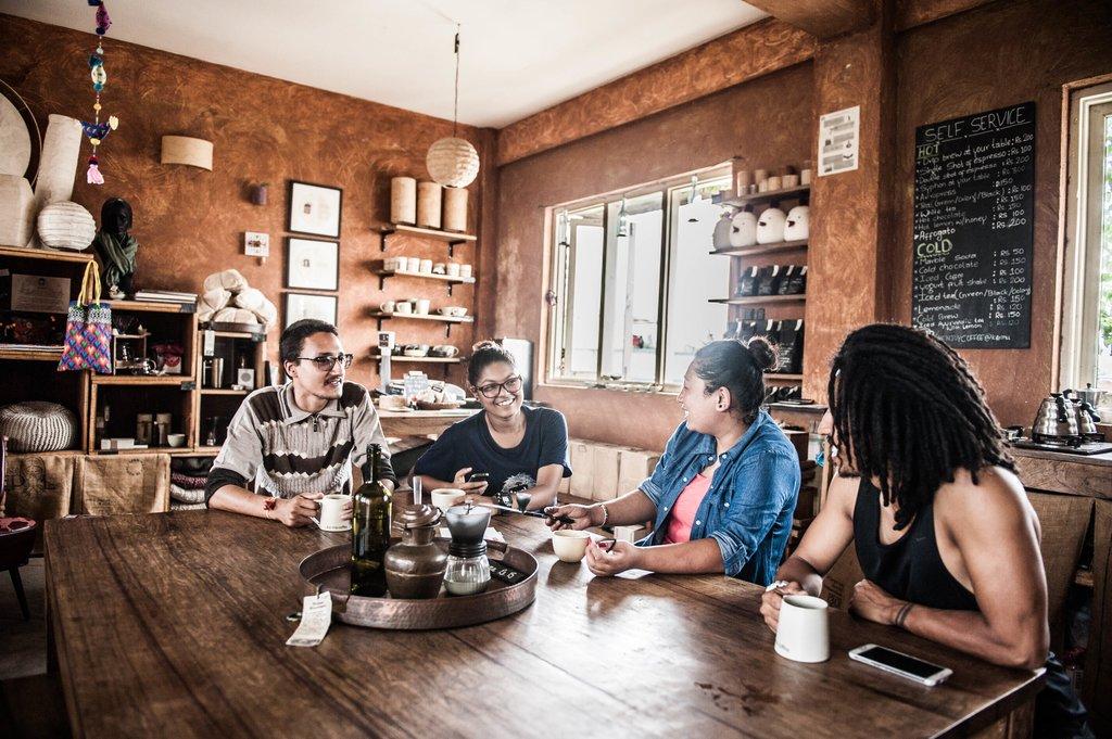Karma Coffee House, Kathmandu