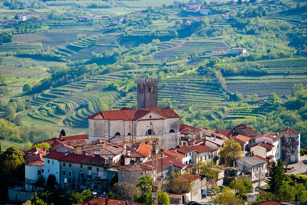 Slovenian Tuscany