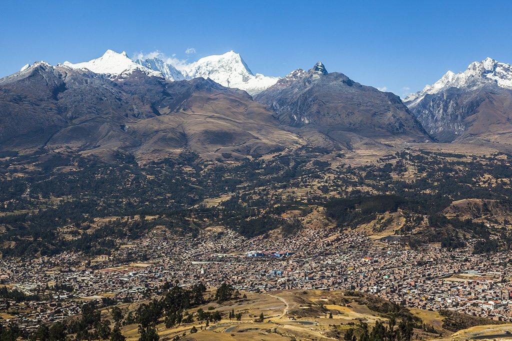 Cordillera Blanca range