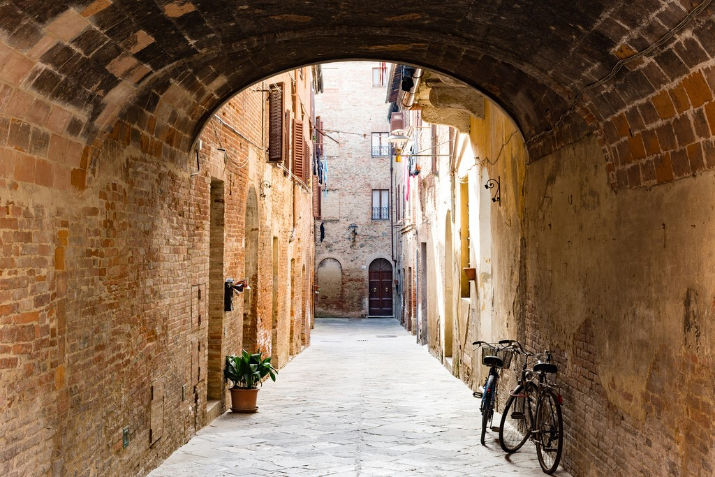 Buonconvento: one of Italy's most beautiful villages
