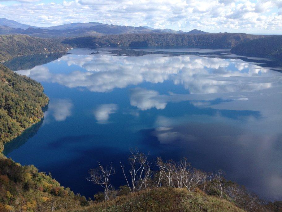 Lake Mashu, Eastern Hokkaido