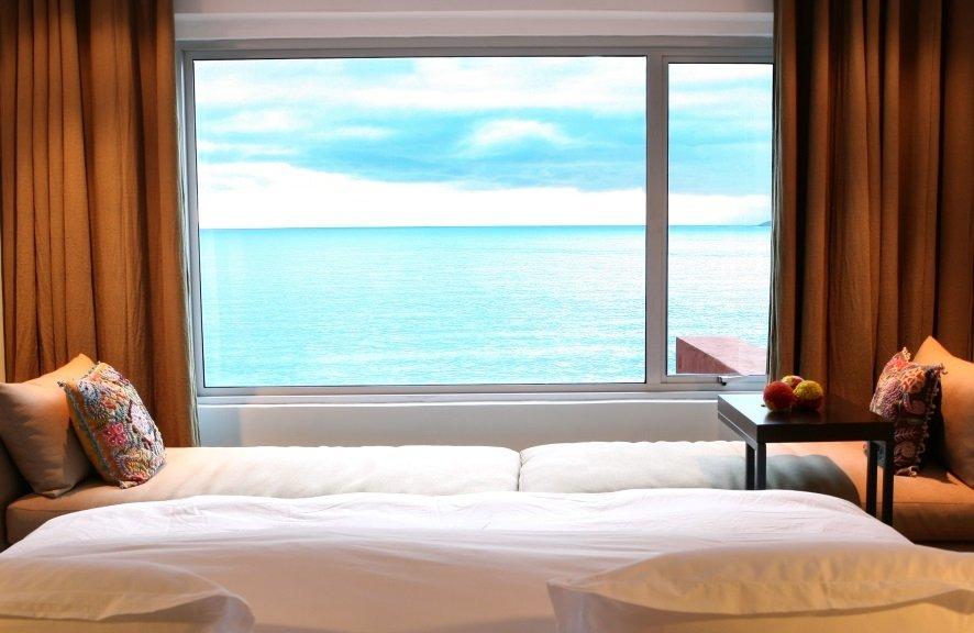 A room with a view at Lodge Titilaka (Photo courtesy of Lodge Titilaka)