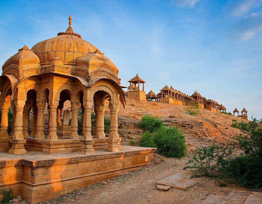 Jaisalmer, Bada Bagh