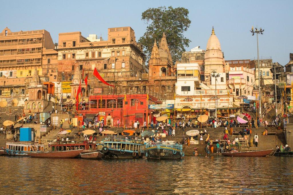 Ganges, Varanasi, India