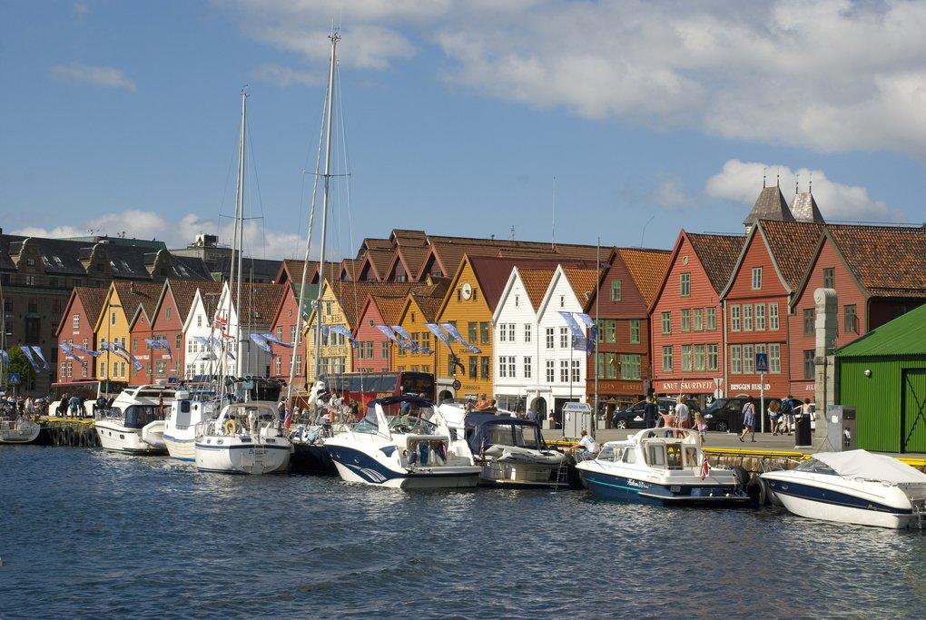 Bergen Historic Wharf