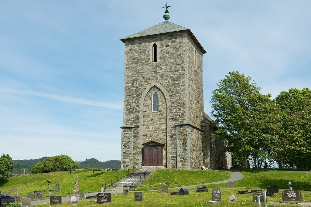 St. Olav's Church, Avaldsnes, Norway