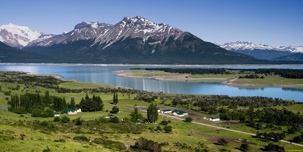 Estancia Nibepo Aike, a ranch in southern Patagonia.