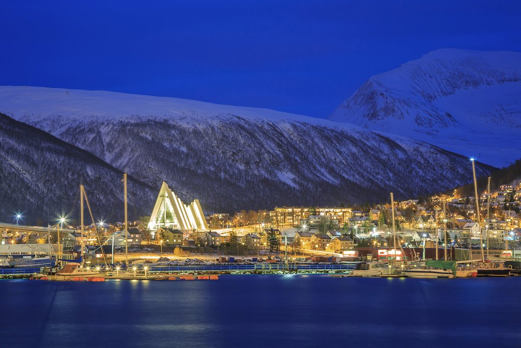 "Norwegian's nicknamed their city of Tromsø ""The Nordic Paris""."