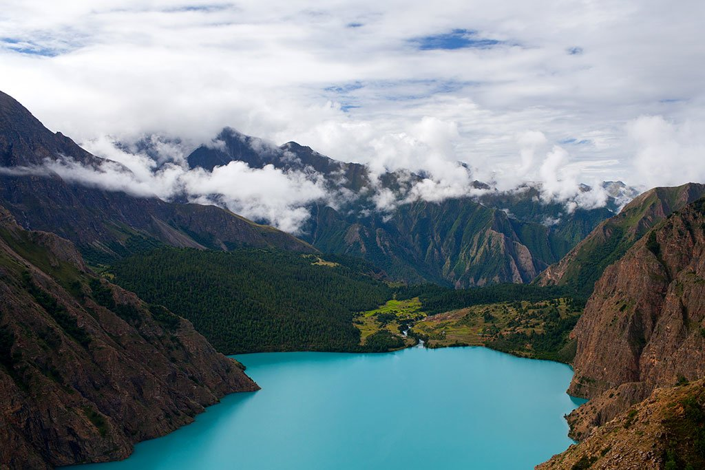 Phoksundo Lake In Dolpo