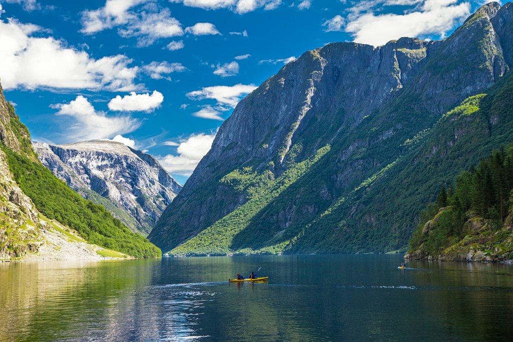 Neroyfjord, Norway