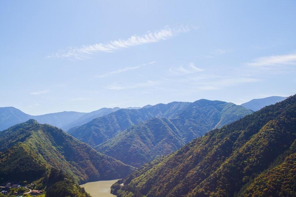 The Kumano River