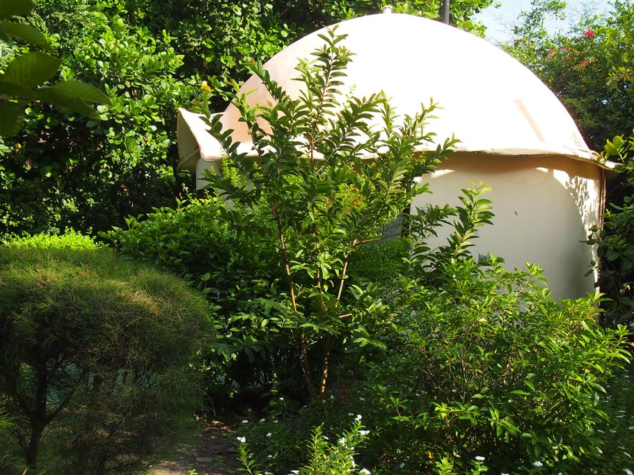 Well covered Eco Lodge in The Gambia