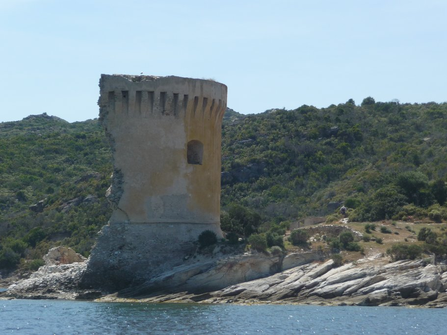The Genoise Mortella Tower