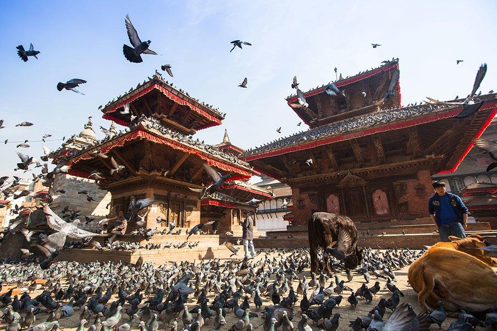 Kathmandu's Durbar Square