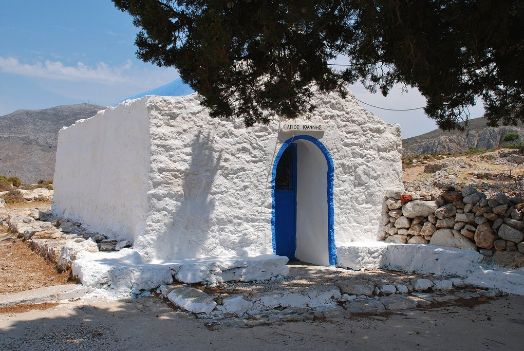 A typical Greek church