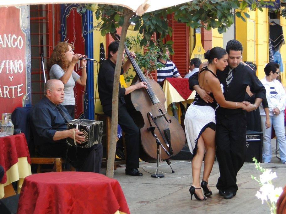 Music and Tango