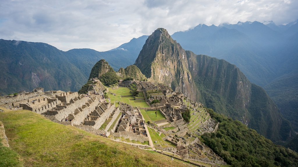 The Sacred Valley is full of wonderful Incan ruins to explore