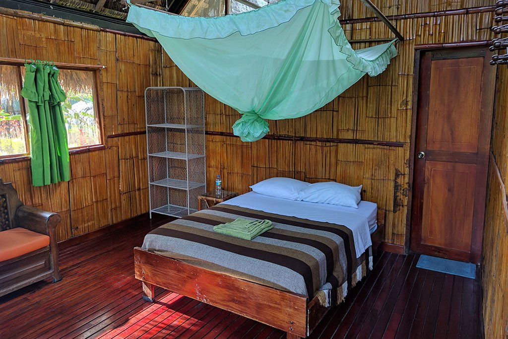 Room at Yacuma