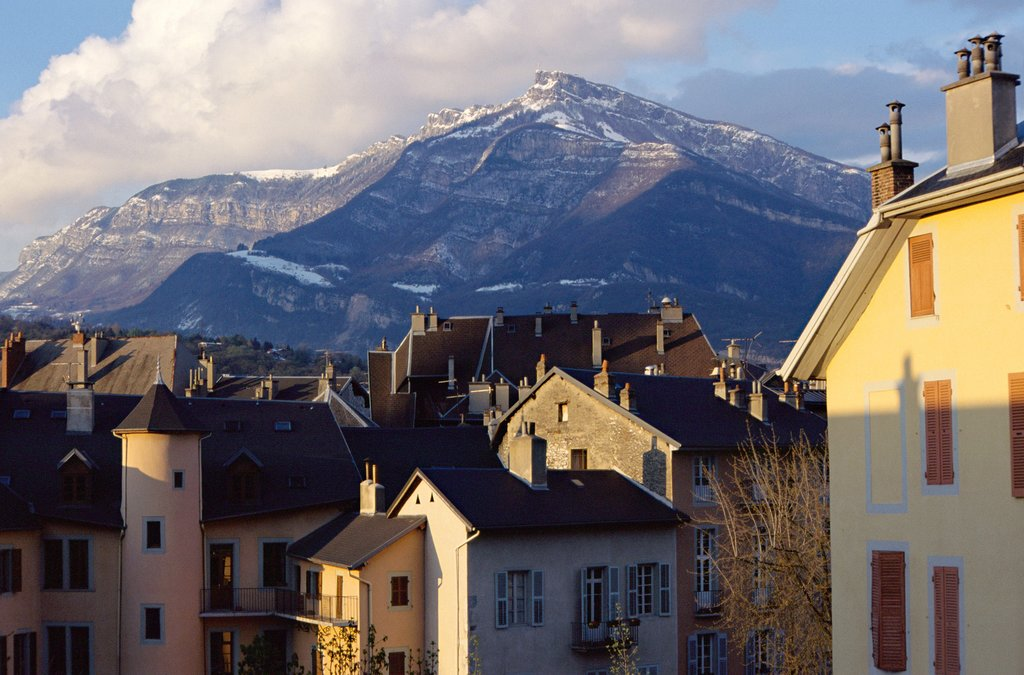 Chambery, Savoie, France