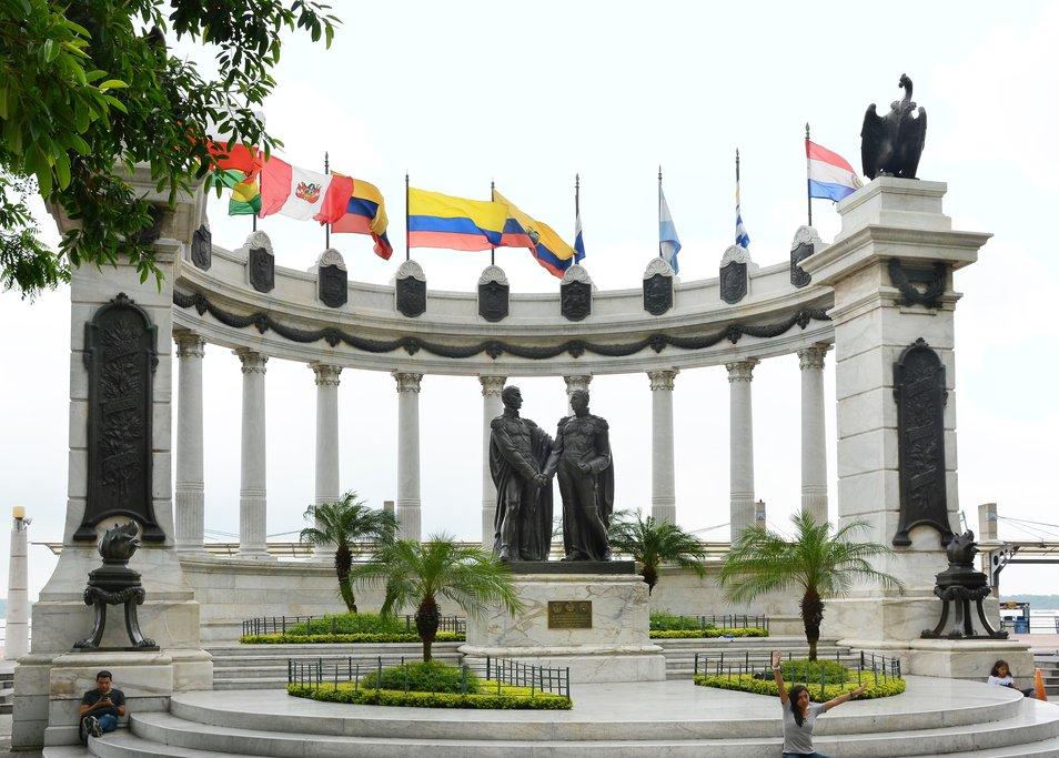 Guayaquil La Rotonda