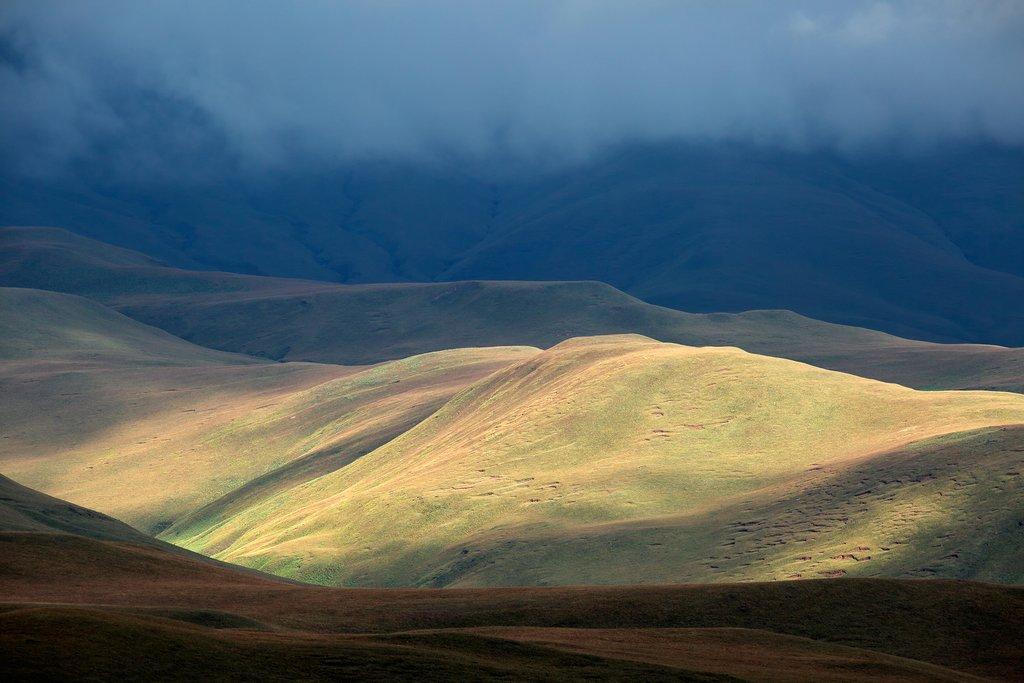 Drakensberg mountain