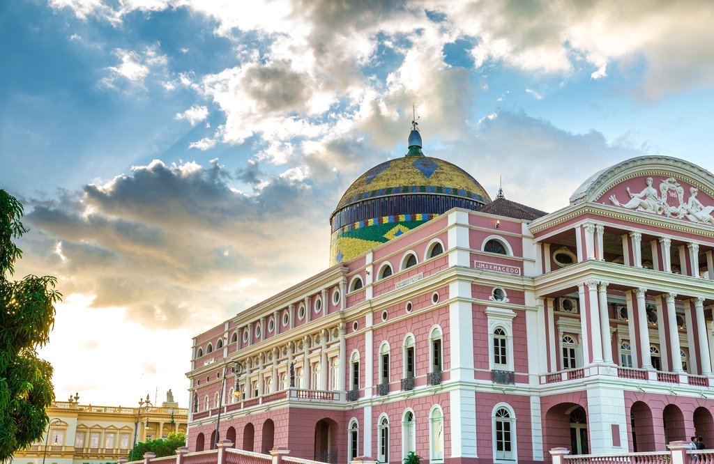 The city of Manaus