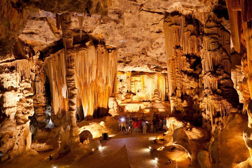The Cango Caves of Klein Karoo