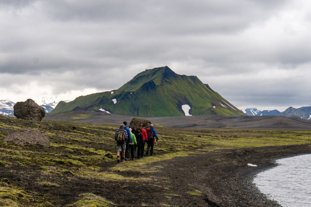 Enjoy unspoiled nature on this off-the-beaten-track route