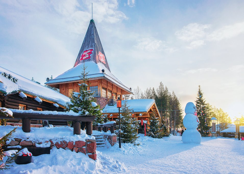 Rovaniemi and Kemi - 6 Days | kimkim