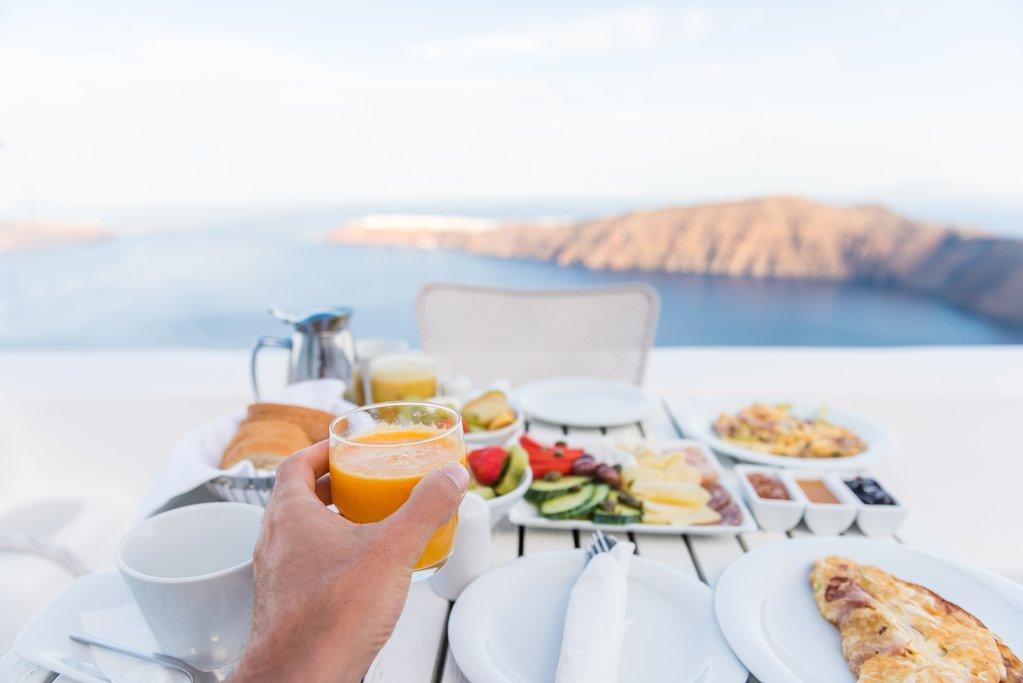 The gastronomy scene in Greece