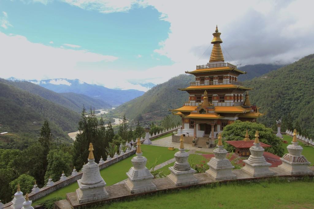 Khamsum Yulley Namgyal Monastery
