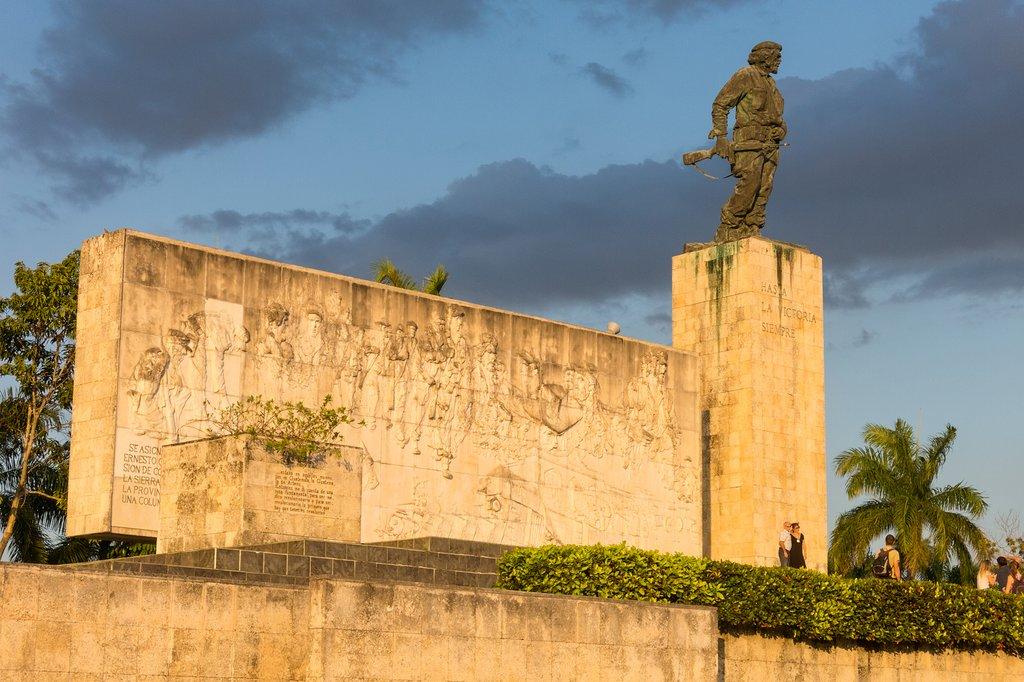 Monument of Che Guevara, Santa Clara