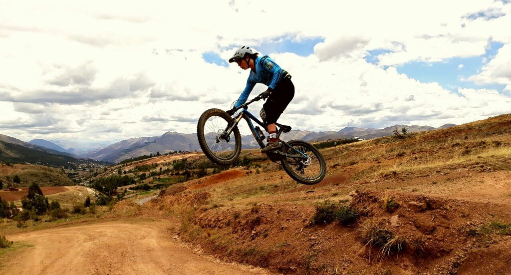 Killer trails just outside Cusco