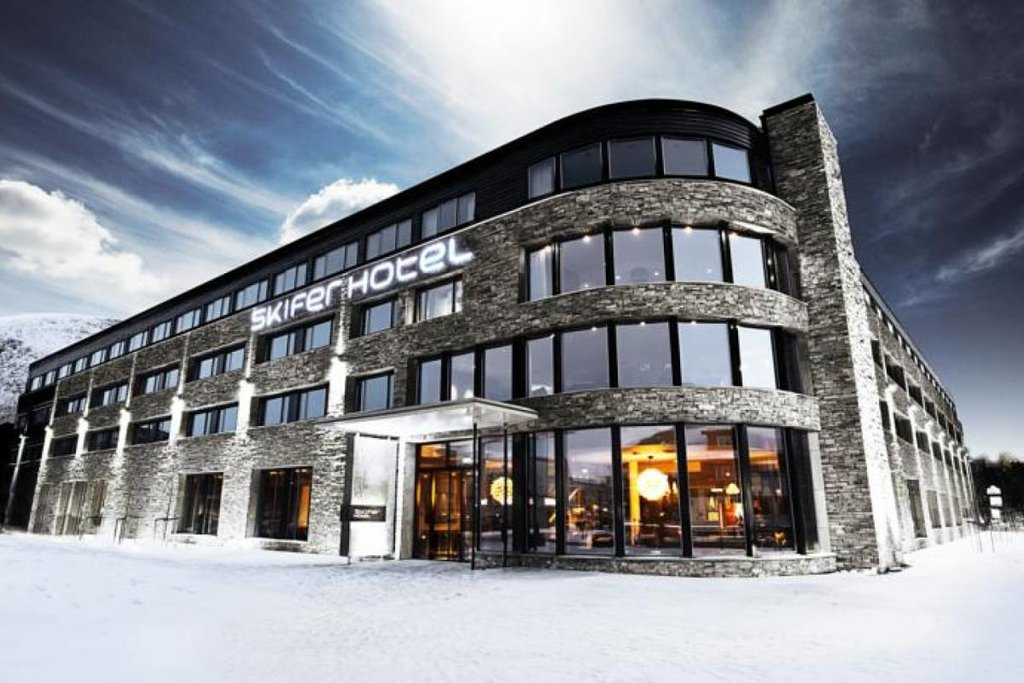 One of Oppdal's well-appointed ski hotels