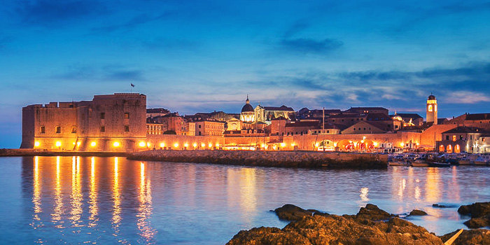 Dubrovnik is a nightlife hotspot