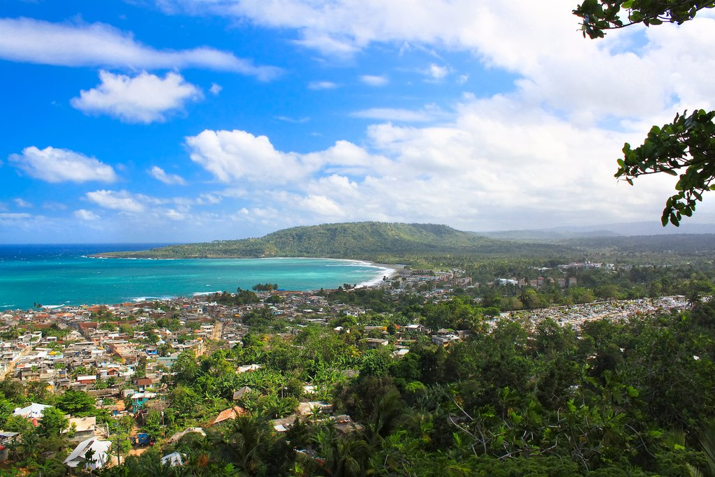 View over the Baracoa
