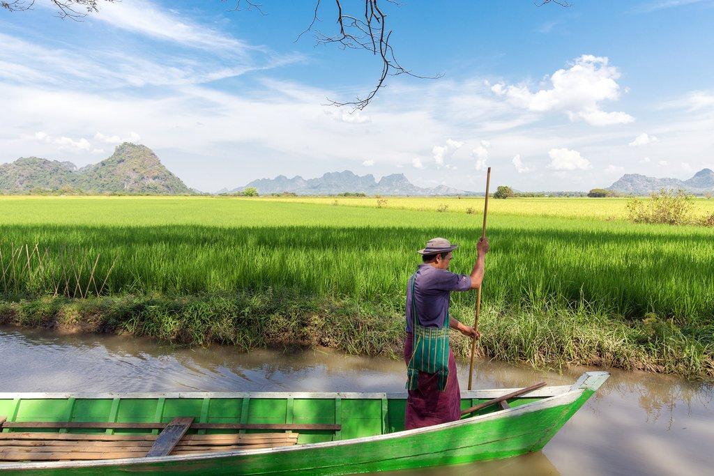 Hpa-An, Myanmar