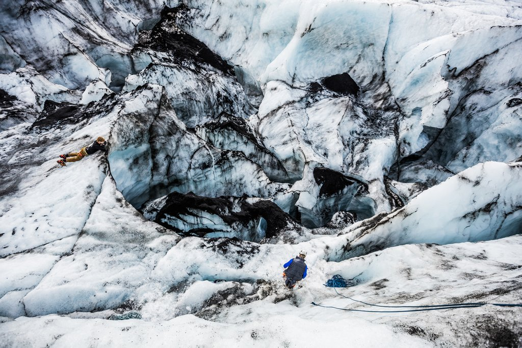 Sólheimajökull Outlet Glacier