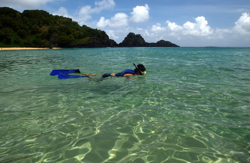 Snorkeling and diving are the best ways to enjoy the other half of the island world- underwater!