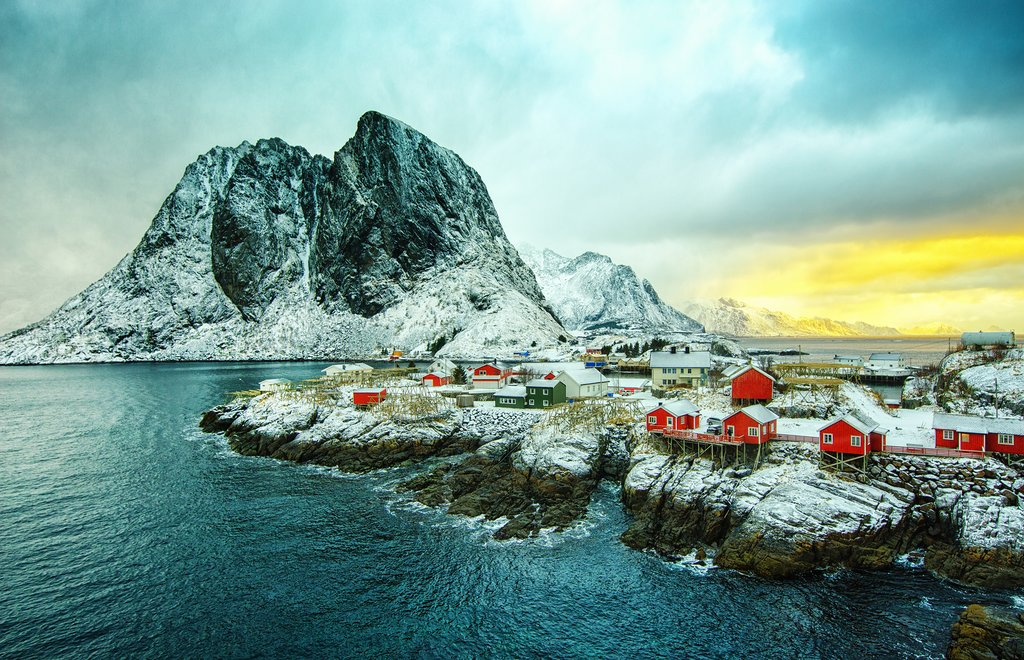 Lofoten Islands Village