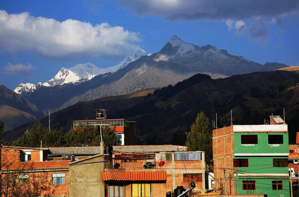 Hauraz City, Peru