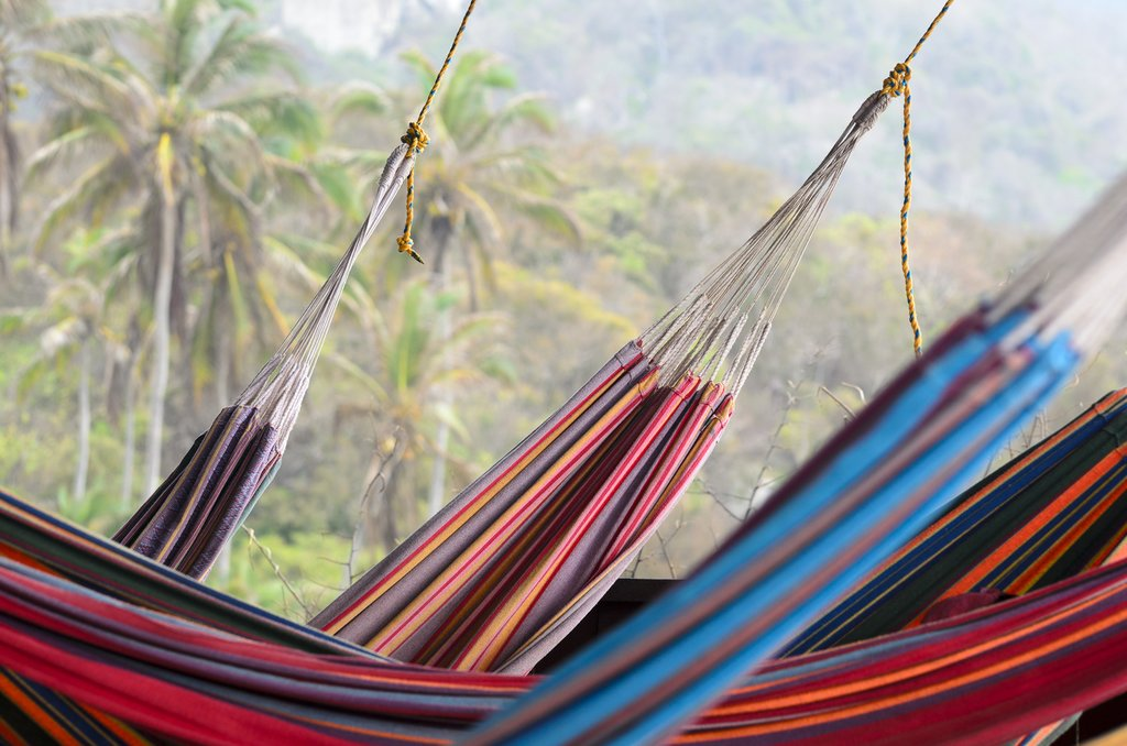 Colombia is for hammock lovers