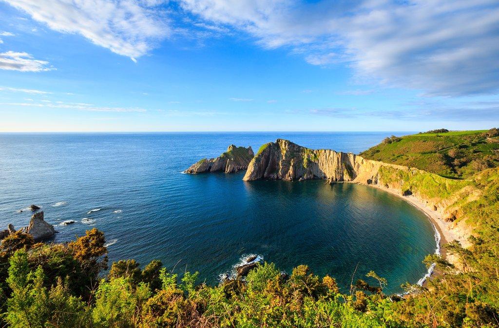 Biscay Bay Asturias, Spain