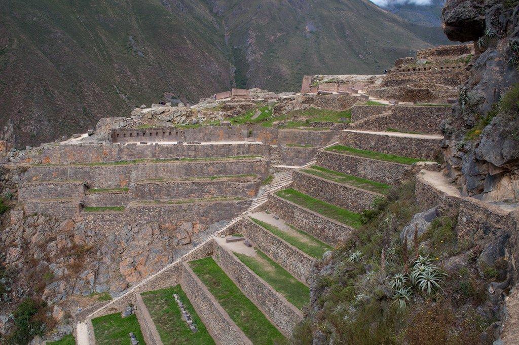 Ollantaytambo Citadel