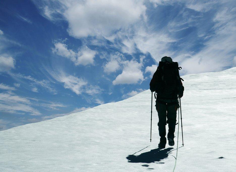 Cordillera Mountain Climber, Peru