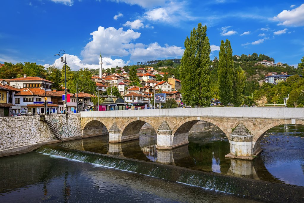 Historic Sarajevo