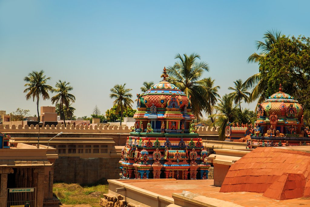 Sri Ranganathaswamy Temple, Trichy
